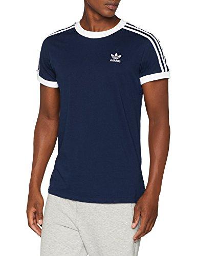 Adidas 3stripes tee maglietta, donna, donna, dh4423, blu (maruni), 30
