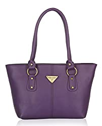 Fantosy Women's handbag (Purple, FNB-483)