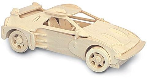 F40 GT QUAY Kit de construction en bois