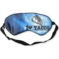 I Love Tacos 99% Eyeshade Blinders Sleeping Eye Patch Eye Mask Blindfold For Travel Insomnia Meditation preisvergleich bei billige-tabletten.eu