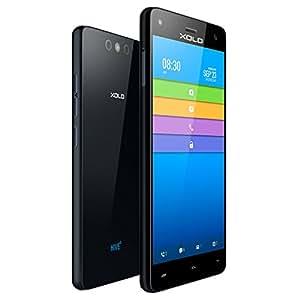 XOLO Dual Sim 4G Smartphone(3 GB RAM, Black)