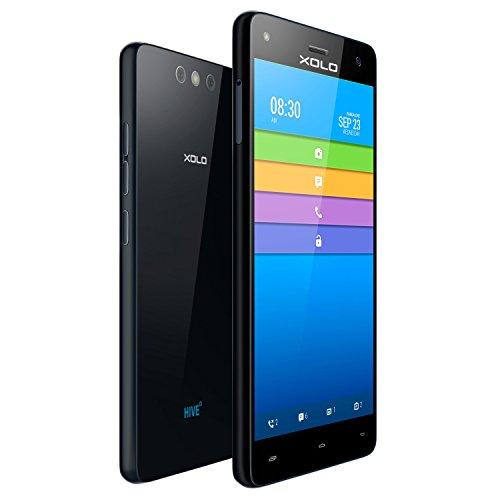 Xolo BLACK Dual Sim 4G Smartphone (3 GB RAM, Black) image