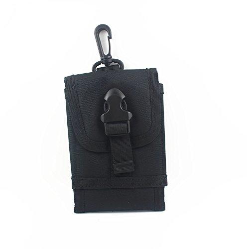 Sac Tactique de Téléphone Imperméable Portable Mini Etui Pochette de Sport Plein Air