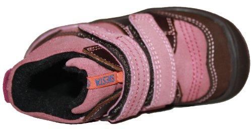 Siesta by Richter Kinderschuhe 44.9325 Unisex - Kinder Stiefeletten Rosa (moo/tea/mus/mal 0008)
