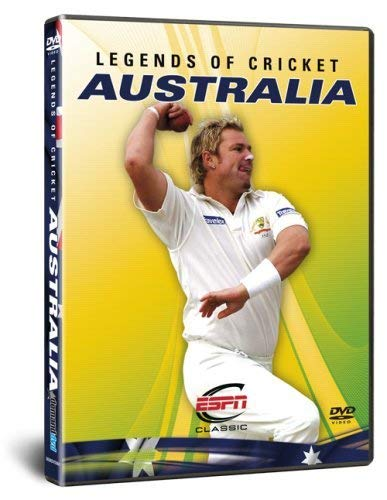 Legends of Cricket - Australia [DVD] [UK Import]