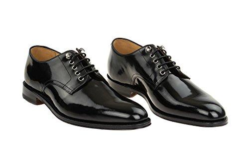 Gordon & Bros  5150-a Black, Chaussures à lacets et coupe classique homme Schwarz