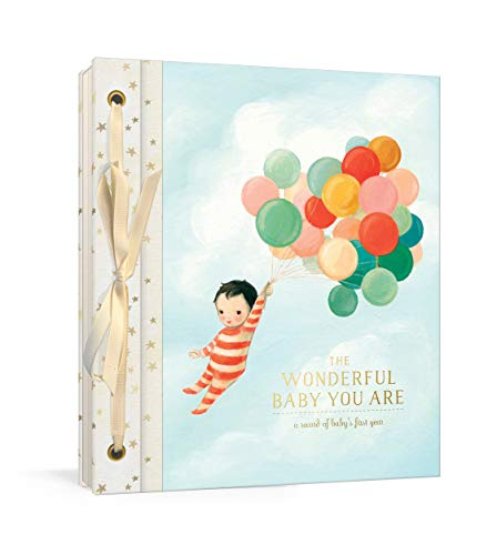 The Wonderful Baby You Are: A Record of Baby's First Year (Baby Record Books) por Emily Winfield Martin
