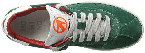 Momino 3440ns, chaussons d'intérieur mixte enfant Grün (Verde)