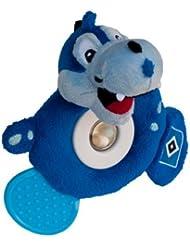 Brauns Hamburger SV Baby-Beißring Hermann,  blau, 29172