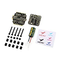 Fantasyworld XJB F428 F4 Tower Flight Controller Betaflight OSD 2-4S 4in1 28A Blheli_S ESC for 65mm-250mm RC Racing Quadcopter Drone