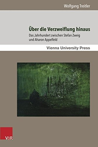 Descargar Libro ????ber die Verzweiflung hinaus: Das Jahrhundert zwischen Stefan Zweig und Aharon Appelfeld (Poetik, Exegese Und Narrative / Poetics, Exegesis and Narrative) (German Edition) by Wolfgang Treitler (2015-08-19) de Wolfgang Treitler