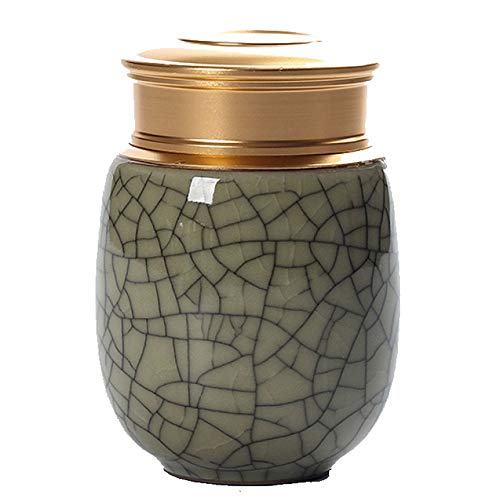 ANHPI-Urns Keepsake Funeral Urne Von Mini Cremation Urne Für Human Ashs Adult- Passt Eine Kleine Menge Von Kremated Remains,I