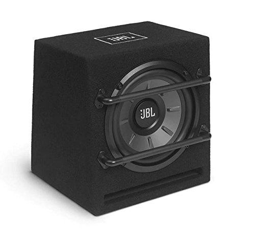 JBL JBLSTAGE800BA Stage 800BA Enclosure - Aktives 200-mm Subwoofer System Schwarz - System Jbl