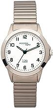 Comprar Reloj mujer RELOJ DE pulsera cuarzo reloj analógico reloj Titanio con cristal de zafiro Adora Saphir 29086, variante: 03