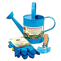 Little Pals Watering Can Kit - Blue