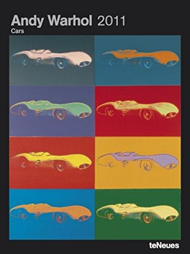 Andy Warhol cars Poster Cal