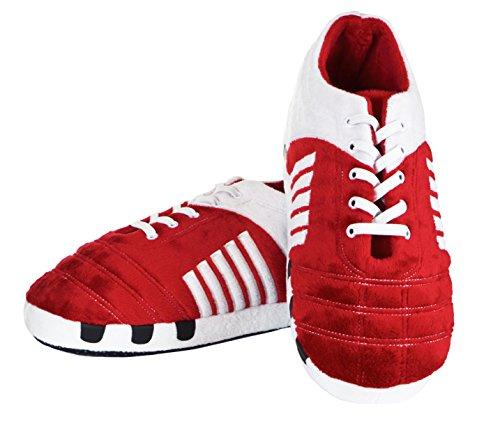 Sapato Unissex Um O Chinelos De Beisebol Para Adulto No Futebol De Estilo Vermelho xrXddwIzq