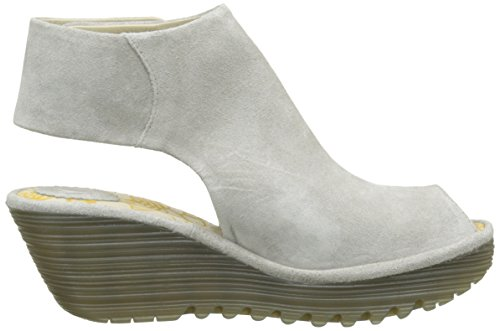 FLY London Yone642fly, Escarpins femme Gris (Concrete 009)