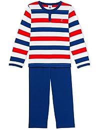 Petit Bateau Pyjama_22599, Pyjamas Deux-Pièces Garçon