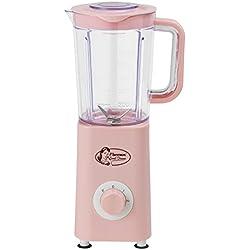 Bestron - AB511SD Blender Rose Clair 0,6 L 300 W - Rose Clair