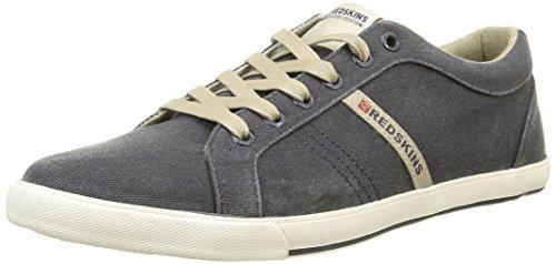 beige Uomo Redskins Blu bleu Sneaker navy Tipaza