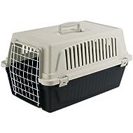 Ferplast Atlas 10 El Cat and Dog Carrier, 48 x 32.5 x 29 cm, Black
