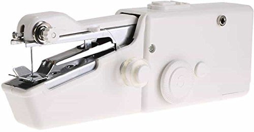 A&T Cordless Electric Mini Sewing Machine Handheld Handy Stitch Machine