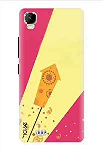 Noise Rocket Singh Printed Cover for Intex Aqua Speed
