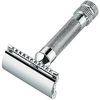 Merkur 34C Alta Resistencia Maquinilla De Afeitar De Seguridad - Número Hojas Incluido