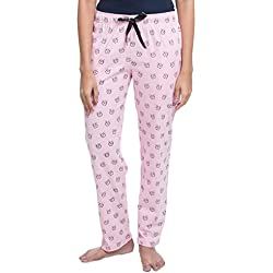 Nite Flite Women's Snooze O' Clock Cotton Pyjamas