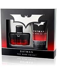 Batman The Dark Knight Gift Set contains Eau de Toilette 30 ml and Shower Gel 150 ml