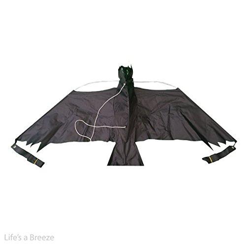 black-hawk-vogelscheuche-kite-3d-hawk-kite-geflogen-aus-einem-fahnenmast-teleskop-kostenlose-line-ri