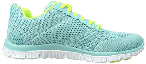 Skechers - Flex AppealObvious Choice, Sneakers da donna Blu (aqlm)