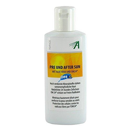 Plastique Minéral Pre + After Sun, 200 ml