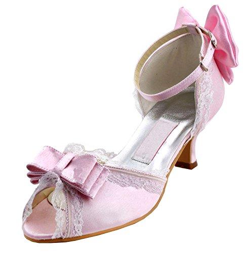 Kevin Fashion , Chaussures de mariage tendance femme Rose - rose