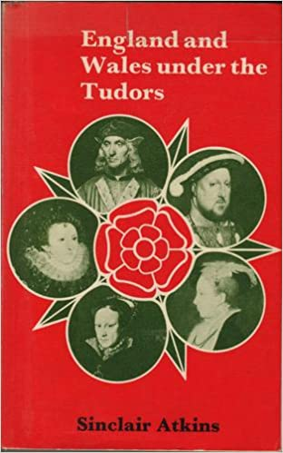 England and Wales Under the Tudors