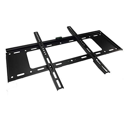 AWADUO Fixed Flat Panel TV Halterung Wandhalterung - Für 32 '' - 65 '' LCD LED Flachbildfernseher Mit 50kgs / 110lbs Gewichtskapazität -