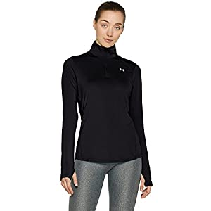 Under Armour Damen Speed Stride 1/4 Zip Langarmshirt