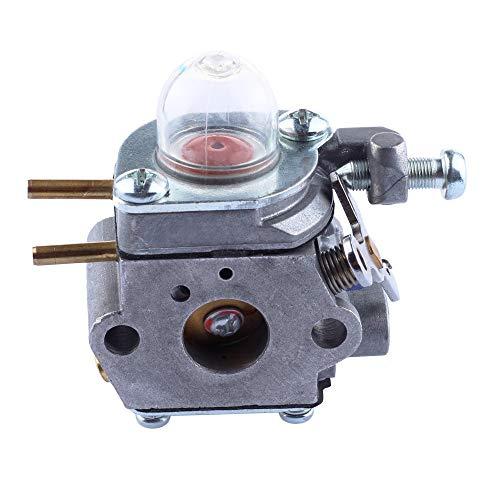 Carburettor carb Spare Parts for Troy-Bilt TB22 TB42BC TB80EC TB32EC YM21CS  TB21EC TB22EC TB2040XP string trimmer Replaces Walbro WT-973 753-06190