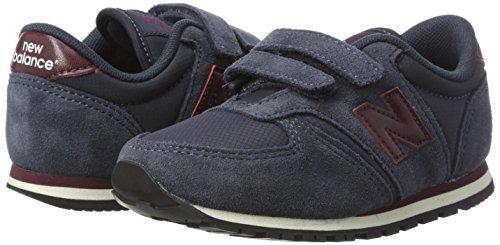 Blu 24 EU New Balance 420v1 Sneaker Unisex Bimbi Navy Scarpe Blu piq