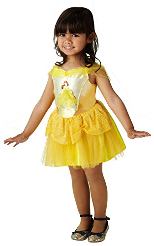 Rubie' s costume ufficiale disney princess belle ballerina childs