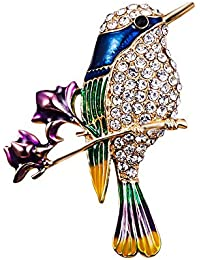 7e74cfa14 Clest F&H Bird Brooch Pins Accessories Wedding Brooches Jewelry Gifts Women  Teen Girls