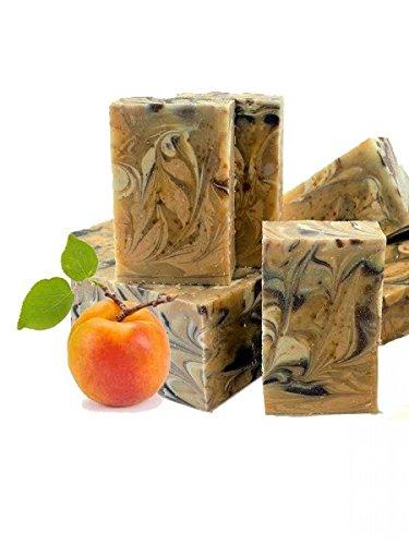 ANIQUA® SAVON ELIXIER (Aprikosen-Honig) Naturseife, TWICE AS NICE 2 Stück je 100g handgefertigt Seife Frankreich I ARTISANAL NATUR INSPIRATION