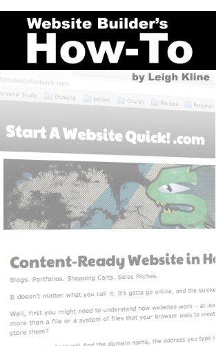 Website Builder's How-To (Website HowTo's Book 1) (English Edition)