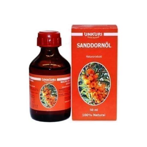 Sanddorn L 100 Ml Sanddornl Sanddornoel 100 Natural