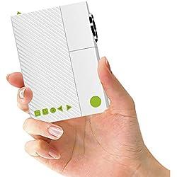 Mini Proyector, Artlii Proyector de Bolsillo con la Entrada de USB / SD / AV / HDMI para el Interfaz Teléfono Inteligente / TV / Películas / Juegos / Exposiciones / Karaoke