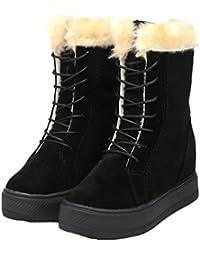 MEXI - botas de nieve Mujer