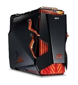 Acer AG7760H Desktop-PC (Intel Core i7 2600K, 3,4GHz, 16GB RAM, 2GB HDD, NV GTX 570, DVD, Win 7 HP)