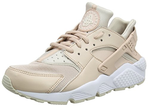 Nike Damen Air Huarache Run Traillaufschuhe, Particle Beige/Desert Sand/Bianco 202, 38 EU