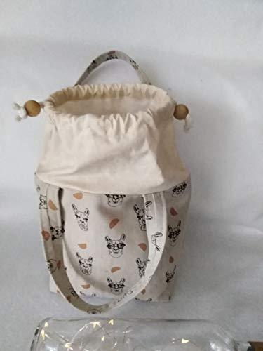 Mittagstasche, Lunchboxentasche, Bento-Tasche